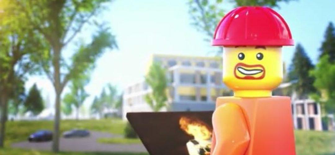 LEGO People House Videos - Newsplex Now