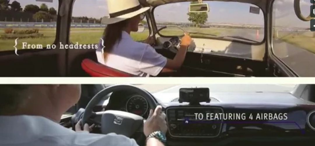 Six Major Differences In 60 Years Of Driving